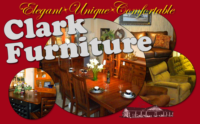 Clark Furniture • Clark's Carpetland